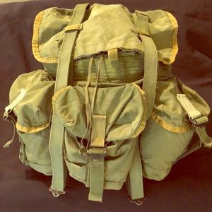 US Army combat field pack(backpack)